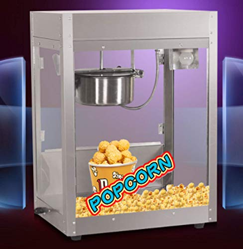 Best Prices! TX® 1400w household automatic corn popper machine mini electric popcorn making machine...