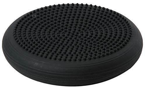 Togu Dynair Ballkissen Balance-/Sitzkissen, luftgefüllt,schwarz,36 cm