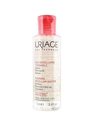 URIAGE Agua MICELAR Termal PS 100ML, Único, 100 Milliliters