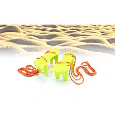 Miniland- Jeu « Chasses Chapa », Miniland45222, Multicolore