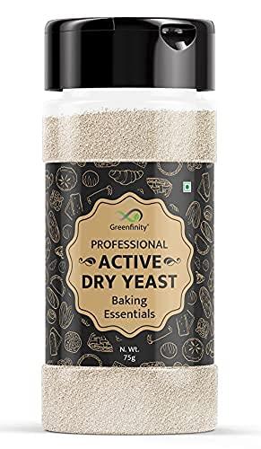Baker's Active Dry Yeast 75g