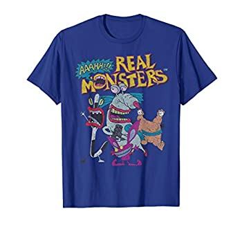 Nickelodeon AAAHH Real Monsters Character T-Shirt