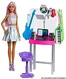 Barbie Career Places Playsets - Musician Recording Studio, Multi