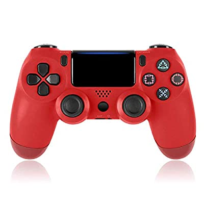 Wireless Controller for PS4 - Precision Control Remote Gamepad Joystick for Playstation 4 all Series