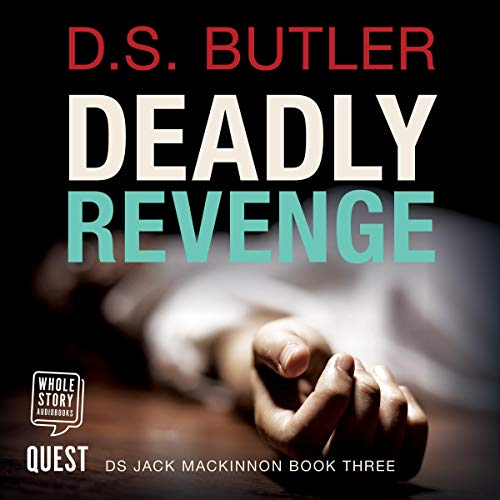 Deadly Revenge audiobook cover art