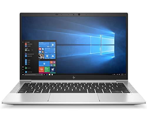 HP EliteBook 830 G7 - Ordenador portátil Profesional de 13.3' FHD IPS (Intel Core i7-10510U, 16 GB RAM, 512 GB SSD, Intel UHD Graphics 620, Windows 10 Pro) Gris - Teclado QWERTY español