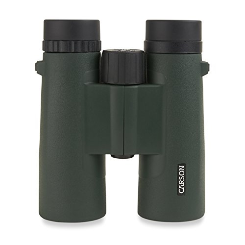 Carson JR Series 8x42mm Full Sized Waterproof Binoculars for Bird