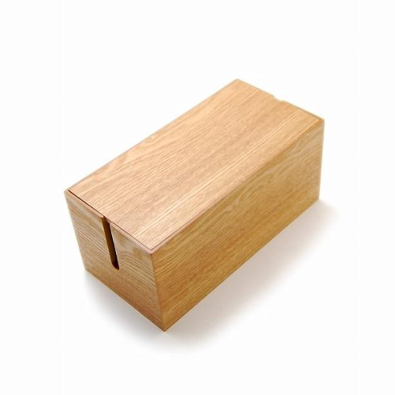 割り込み湾敷居オルガン コードボックス ミニ ナチュラル ウッド アーノット アトリエ arenot Atelier ORGAN CORD BOX mini natural wood