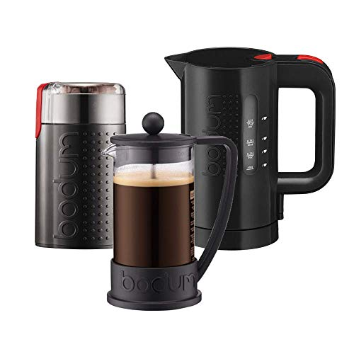 Best Prices! Bodum Brazil French Press 1-Liter 8-Cup Coffee Maker, 34-Ounce, Black