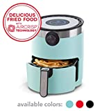 Dash DMAF360GBAQ02 AirCrisp Pro Electric Air Fryer + Oven Cooker with Digital...