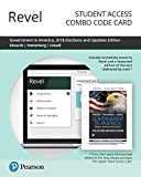 Revel for Government in America: People, Politics, and Policy, 2018 Elections and Updates Edition -- Combo Access Card (17th Edition)