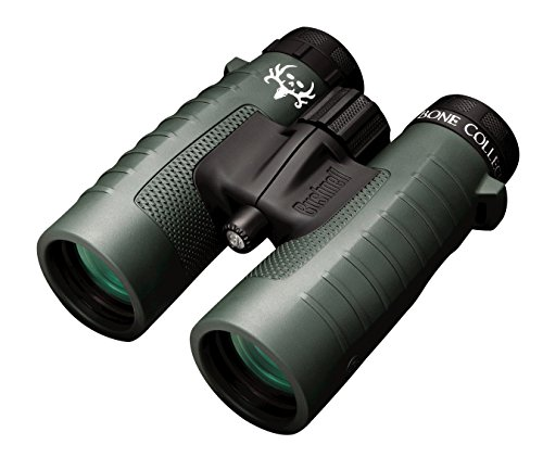 Bushnell Binocular Bundle: Trophy XLT 10x42 Binoculars (Bone Collector Edition)...