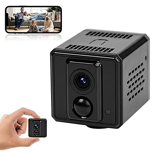 小型カメラ 隠しカメラ 4K WiFiスマホ対応 長時間録画 録音 広角 動体検知 赤外線 充電式 リアルタイム遠隔防犯カメラ 監視カメラ ベビーモニター ペットカメラ ドロンカメラ 玄関カメラ 室内カメラ 暗視カメラ 猫 犬 子供 老人見守りカメラ ネットワークカメラ WIFIカメラ IOS Android対応