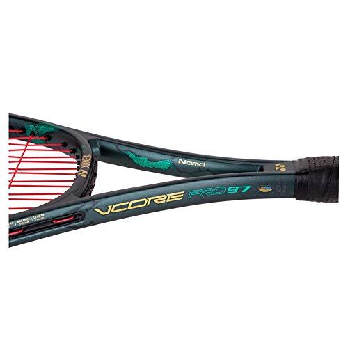 YONEX Vcore Pro 97 310g Green Tennis Racquet (4_3/8)