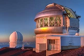 Mauna Kea, Hawaii - Gemini Telescopes - Photography A-91944 91944 (16x24 SIGNED Print Master Art Print - Wall Decor Poster)