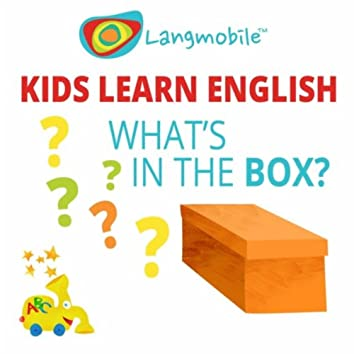 What's in the Box? (Kids Learn English)