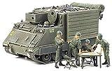 TAMIYA 300035071 - 1:35 US M577 Gefechtsstand gepanzert (5) -