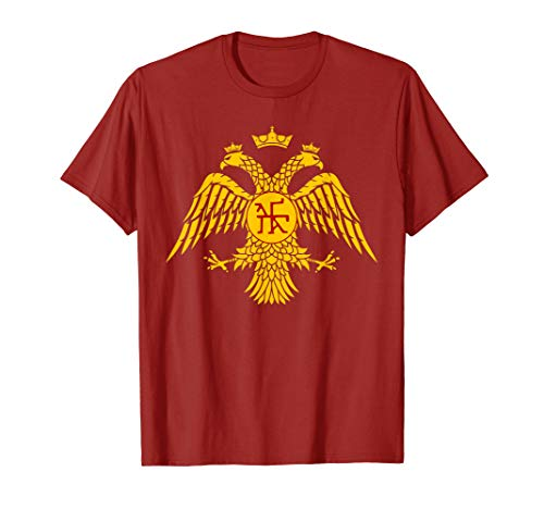 Byzantine Empire Palaiologos Dynasty T-Shirt