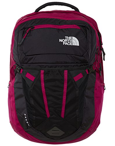 The North Face - Women's Recon Backpack - Dramatic Plum/TNF Black
