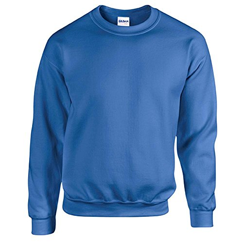Gildan - Heavy Blend Sweatshirt - S, M, L, XL, XXL, 3XL, 4XL, 5XL /Royal, 3XL