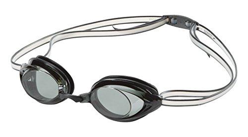 Speedo Junior Vanquisher 2.0 Swim Swimming Competition Durable Goggle Smoke