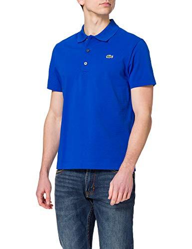 Lacoste Herren Yh4801 Polo Sport, Lazuli, S