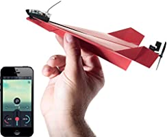 POWERUP- Smartphone Controlled Paper Airplane 3.0, 500-004