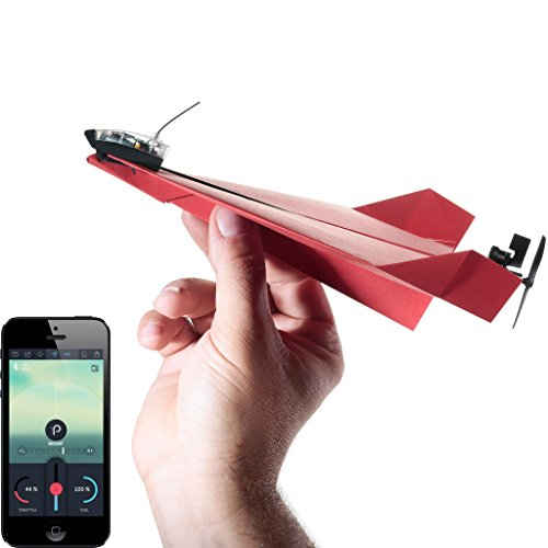 POWERUP 3.0 Original Smartphone Controlled Paper Airplanes Conversion Kit - Durable Remote...