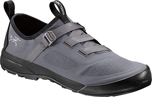 Arc'teryx Arakys Approach Shoe Women's | Ultralight Climbing Shoe | Dark Antenna/Antenna, 7.5