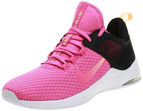 Nike Women's Air Max Bella 2 Training Shoe (Fuchsia/Black/Melon, Numeric_5)