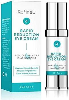 RefineU Rapid Reduction Under Eye Cream