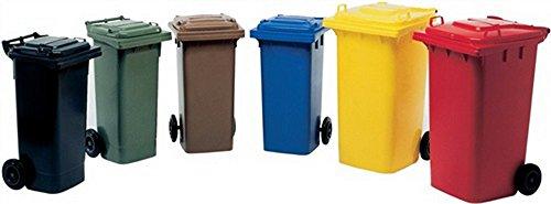 Müllgroßbehälter 240L blau