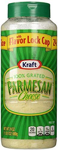 Kraft Grated Parmesan Cheese24 oz 2 Pack24oz