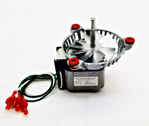 Harman Combustion Exhaust Fan Motor for Pellet Stoves #3-21-08639