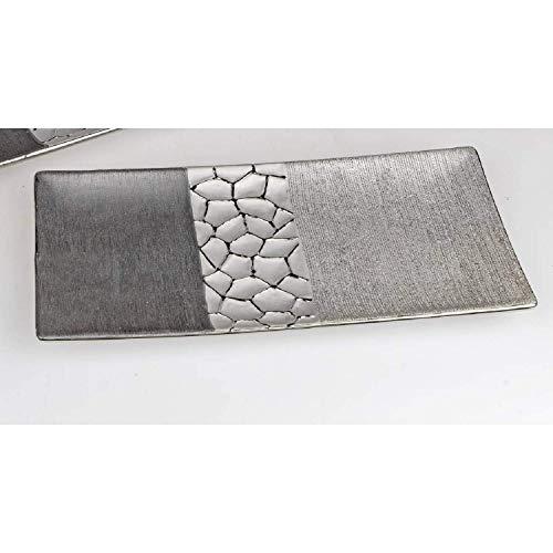Formano 739964 - Cuenco decorativo (30 cm), color gris