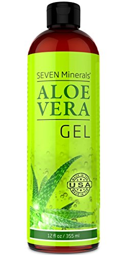 Best Organic Aloe Vera Gel For Face