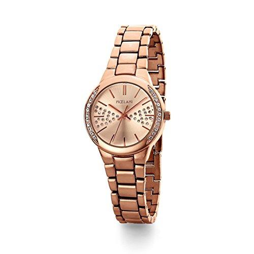 NOELANI Damen Analog Quarz Uhr mit Kein Armband 2019092