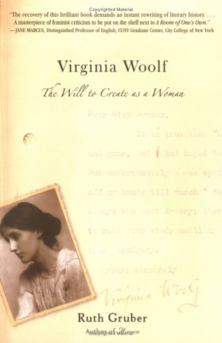 Download Virginia Woolf: The Will to Create as a Woman 0786715340