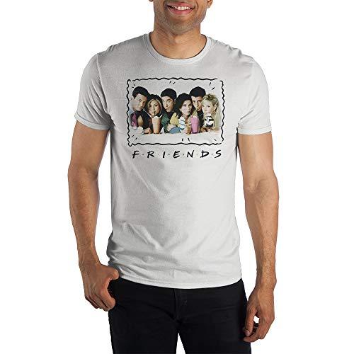 Bioworld Friends TV Show Cast Milkshake - Camiseta para
