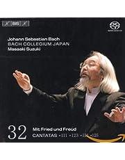 Bach Collegium Japan - Cantatas Volume 32