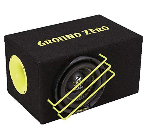 Ground Zero GZRB 20SPL - 20 cm Passiv Subwoofer mit 1000 Watt (RMS: 1000 Watt)