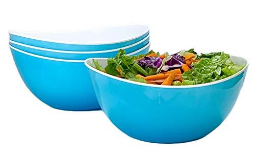 Honla 48 Oz Pasta Salad Bowls,Set