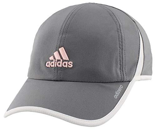 adidas Women's Adizero II Cap, Grey…
