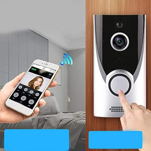 Zouvo M2 Wireless Visual Smart Doorbell Alarm WiFi Mobile Phone Remote Monitoring Kits
