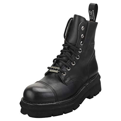 New Rock Military Stylish Boots Unisex Stiefel Klassisch - 38 EU
