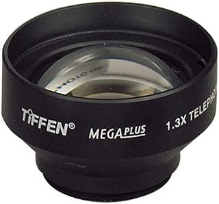Tiffen MegaPlus Digital Camera/Video Telephoto Lens 1.3x (30mm mounting thread)