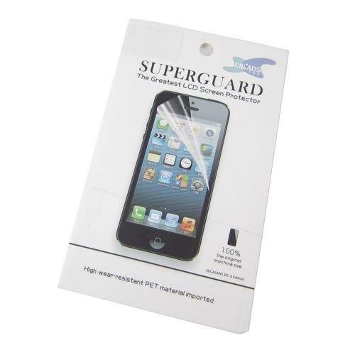 jbTec® Bildschirmschutzfolie passend für Huawei Ascend Y550 - Bildschirmschutz-Folie Schutzfolie Bildschirmfolie