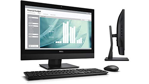 DELL OPTIPLEX 7440 ALL IN ONE PC – Intel Core i5-6500 8GB 256 gb23.8 inches FullHD Windows 10 Professional (Renewed)