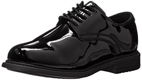 Original S.W.A.T. Men's Classic Dress Oxford Work Shoe Black Size: 4 UK