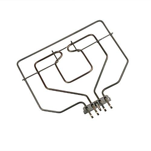 Heizung Oberhitze Herd Bosch Siemens 470845 Backofen EGO 2041384000